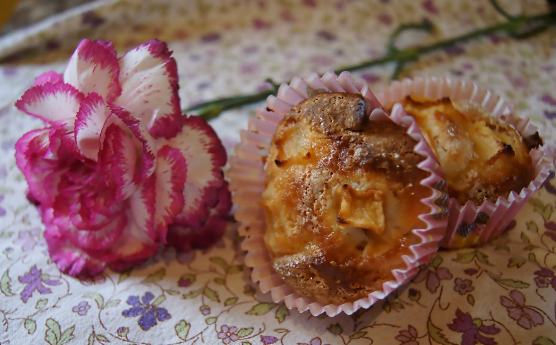 Muffin senza uova 3