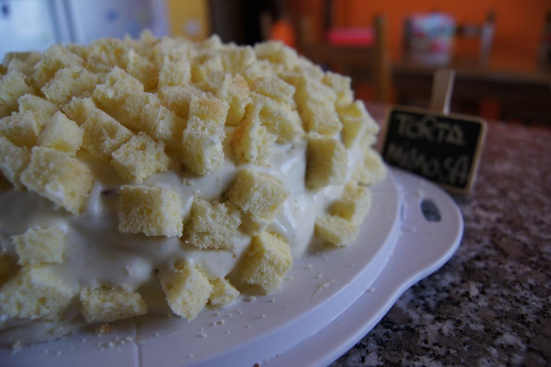 Torta mimosa 6