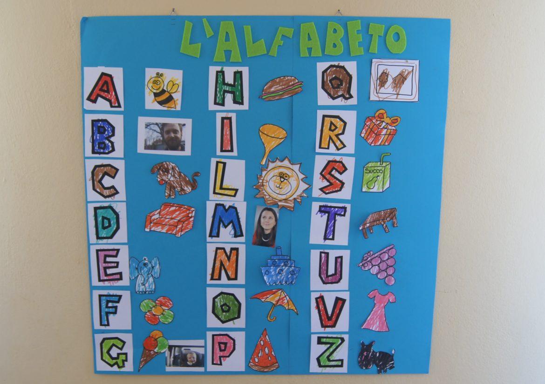 L'alfabeto 5