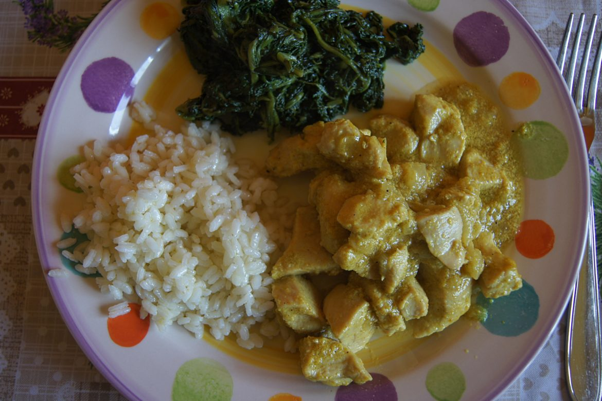 pollo al curry 2